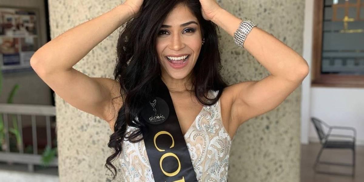 Celebran Miss Global en Oaxaca y modelos denuncian fraude EN VIVO — Vergüenza