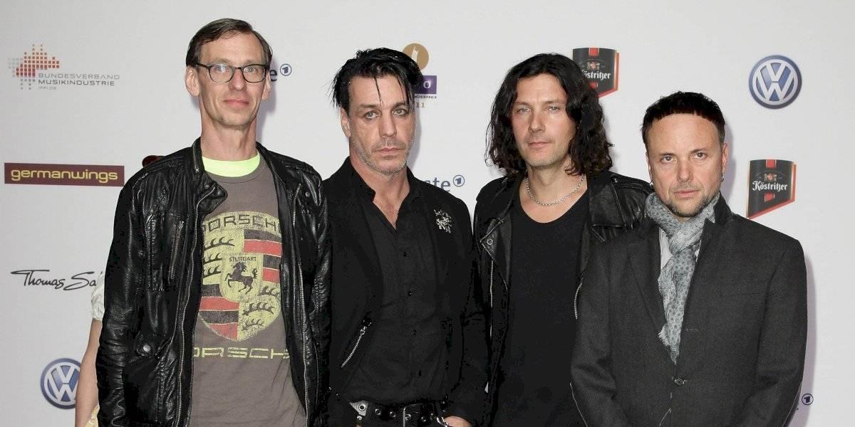 Conoce la fecha y lugar del concierto — Rammstein en México