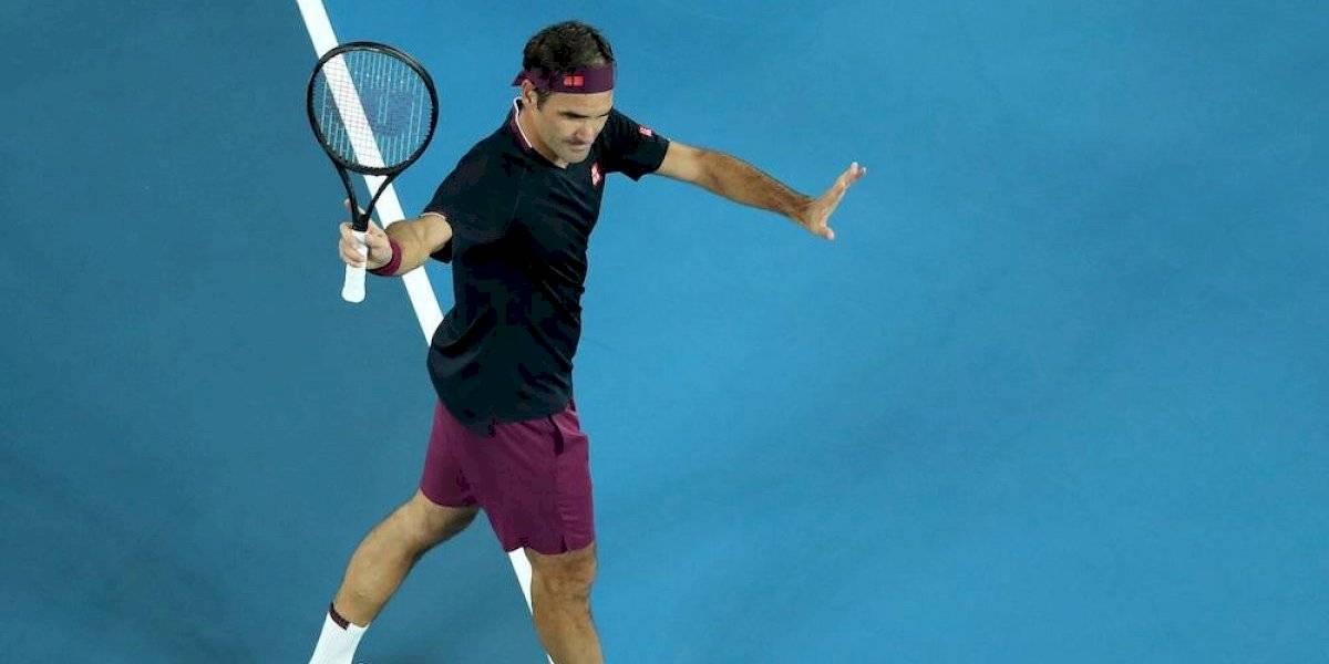 Osaka, Serena y Federer comienzan ganando en Australia