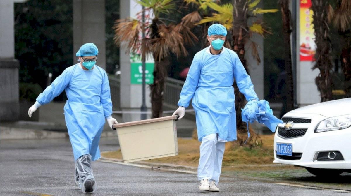 China confirma 201 casos de la nueva neumonía, que ha dejado ya tres muertos internet