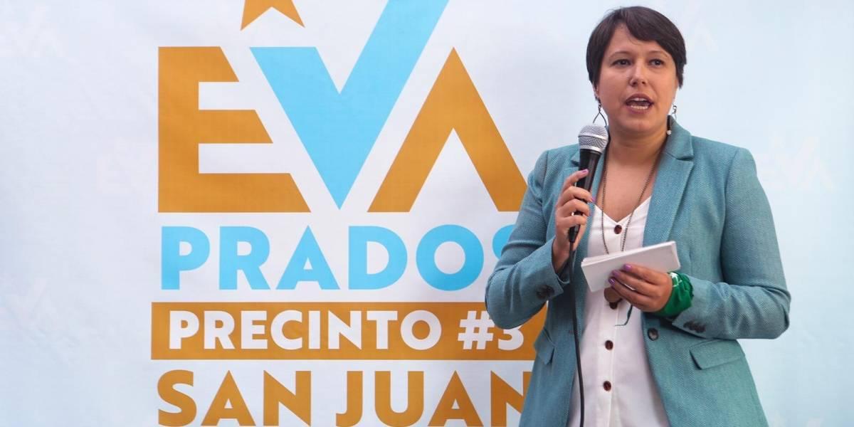 Eva Prados aspirará a escaño en la Cámara de Representantes por Victoria Ciudadana