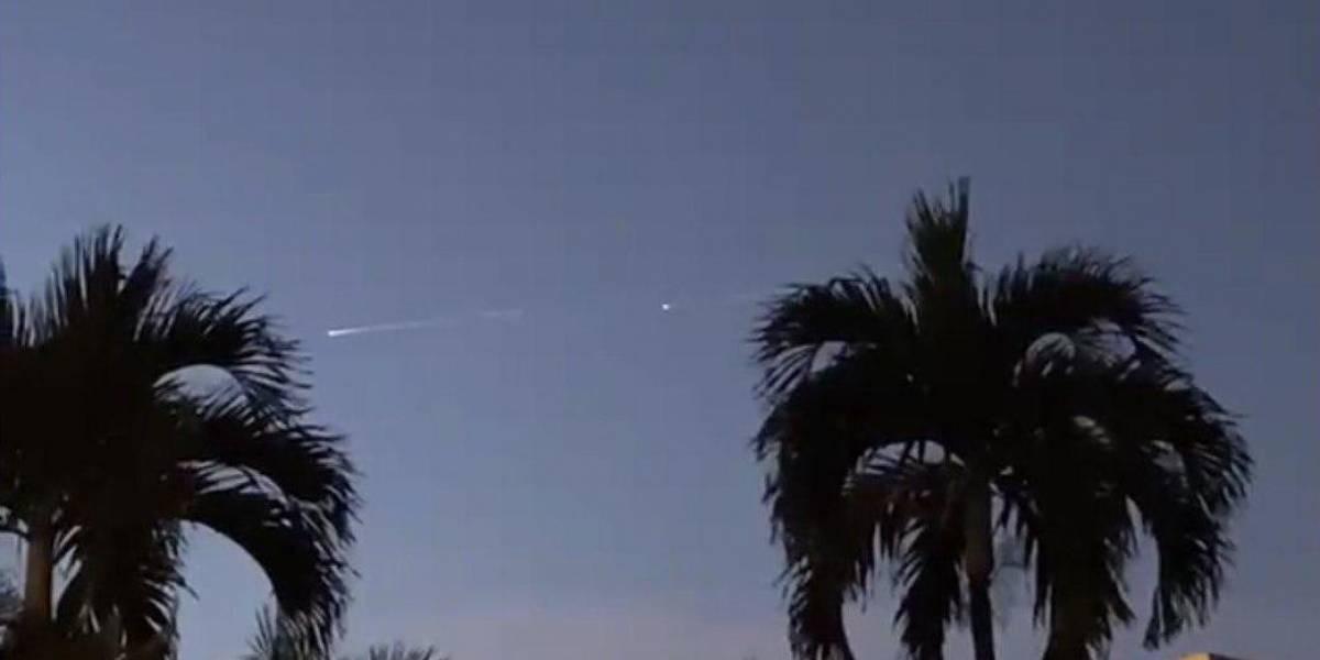 Descartan avistamiento de meteoros en el cielo de Puerto Rico