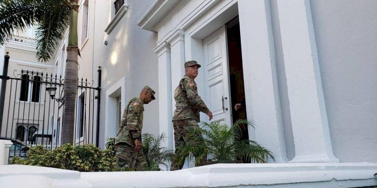 Anuncian $1.5 millones para la Guardia Nacional con relación al COVID-19