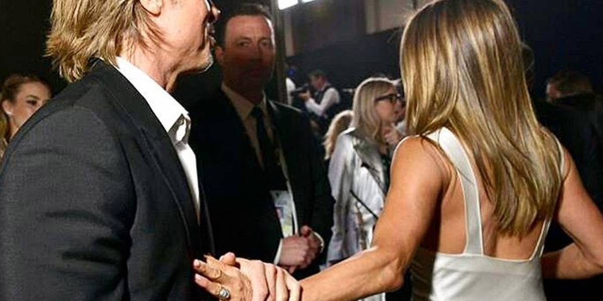 Es momento de dejar de romantizar el reencuentro entre Brad Pitt y Jennifer Aniston