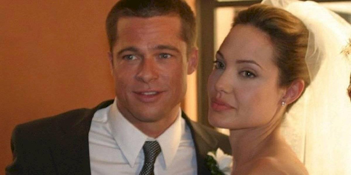 Así será el nuevo champagne de Brad Pitt y Angelina Jolie