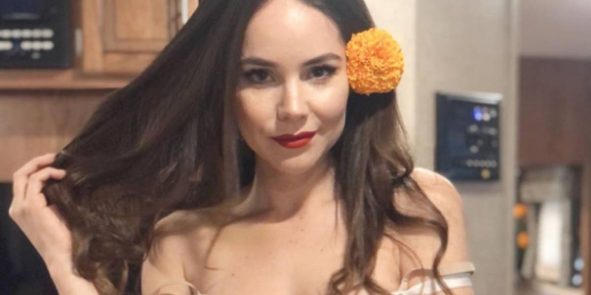 Acusan a hermana de Thalía de arrollar a repartidor estando ebria
