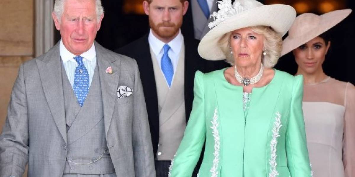 La esposa del príncipe Carlos ofreció unas sorprendentes declaraciones sobre la salida de Meghan y Harry