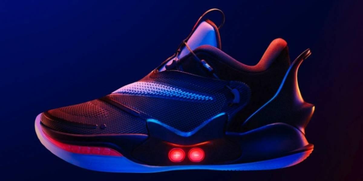 Nike presenta su nueva versión de las zapatillas que se atan solas, las Adapt BB 2