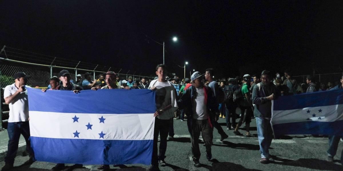 Retorna México a 110 migrantes originarios de Honduras