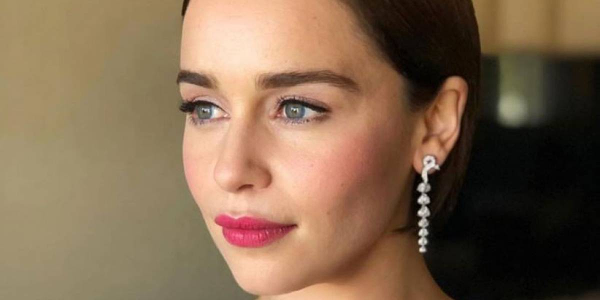 Emilia Clarke reveló sus secretos de belleza
