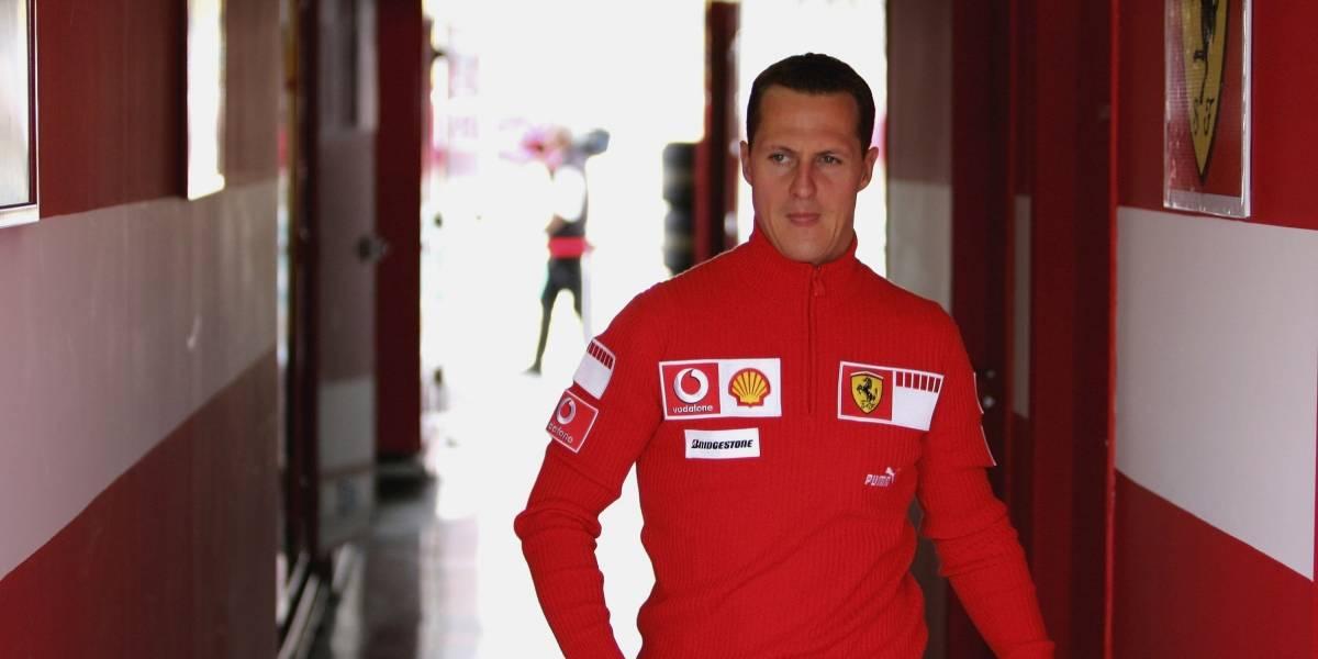 Neurocirujano revela estado de salud de Michael Schumacher