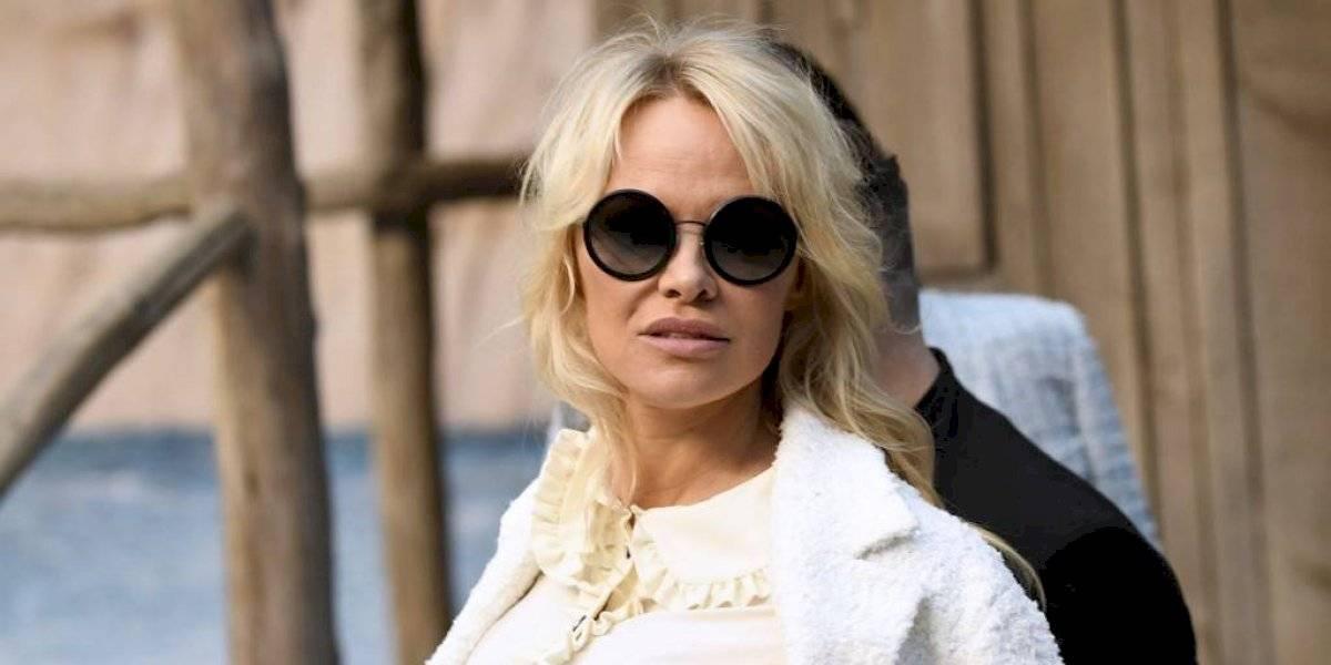 Pamela Anderson se casó por quinta vez