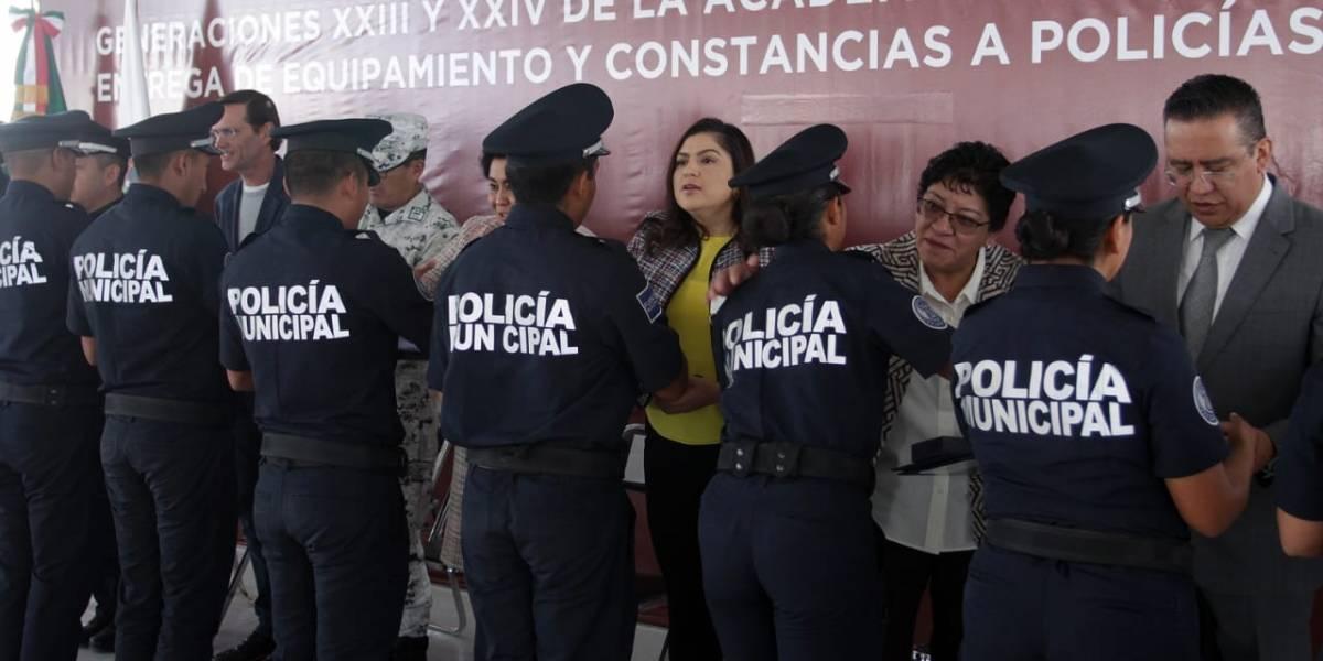 Policías que agredieron a periodista poblana serían dados de baja de la SSC