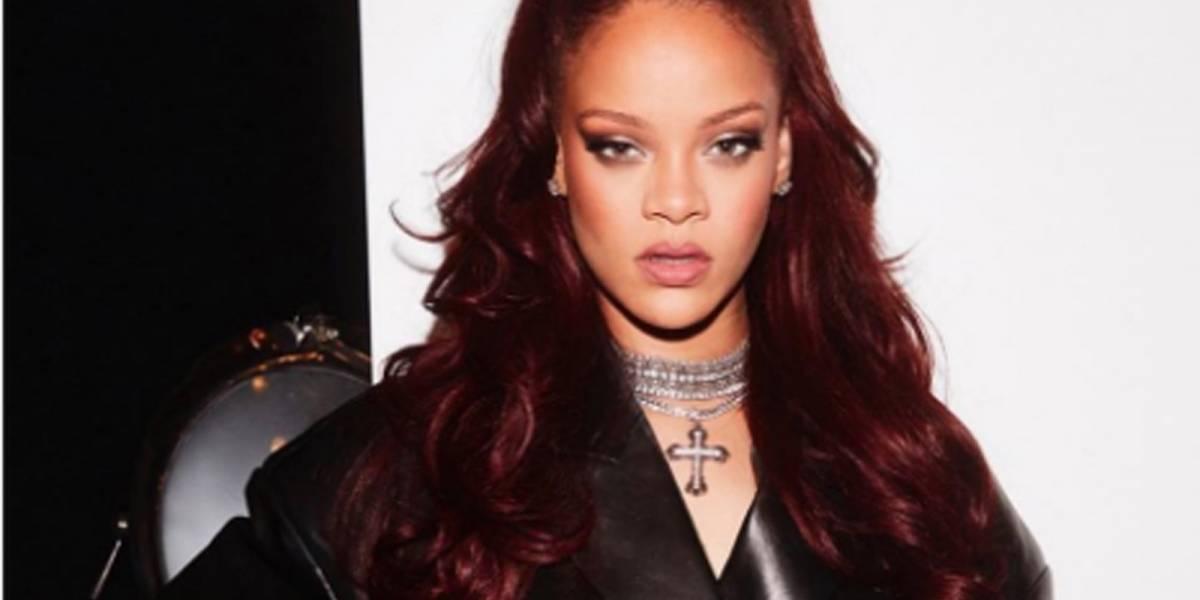 """Aseguran que el ex de Rihanna la hizo aumentar de peso para mantenerla """"controlada"""""""