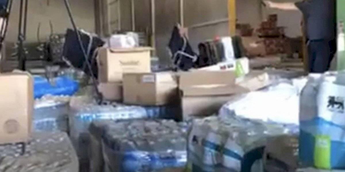 Ordenan al Gobierno entregar inmediatamente informe sobre almacén de Ponce