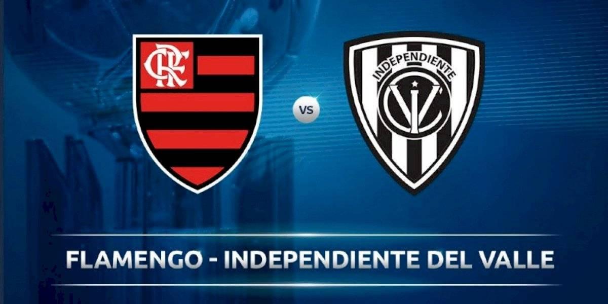 Compra en línea las entradas a la Recopa Sudamericana entre Independiente del Valle vs Flamengo