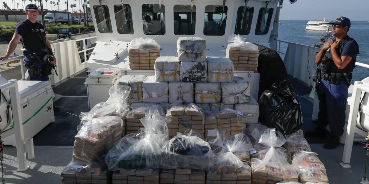 EE. UU. usará fondos para opioides en cocaína y metanfetaminas