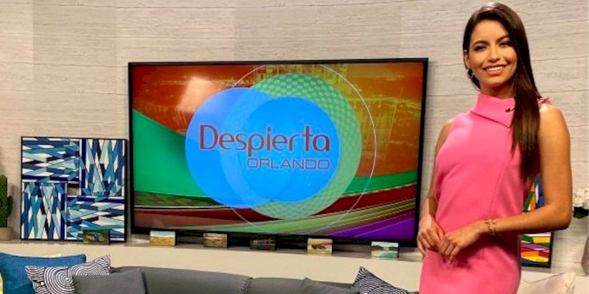 Hazel Ortiz se queda en Univision