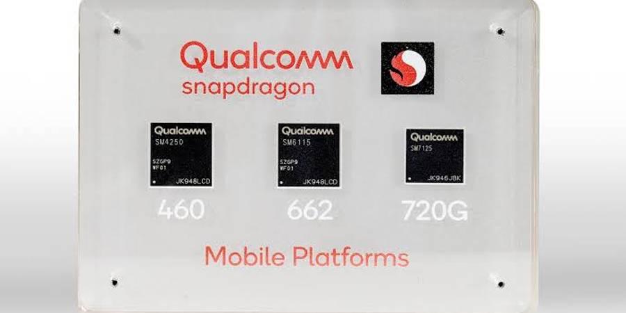 La era 5G llega: Qualcomm presenta sus procesadores Snapdragon 720G, 662 y 460