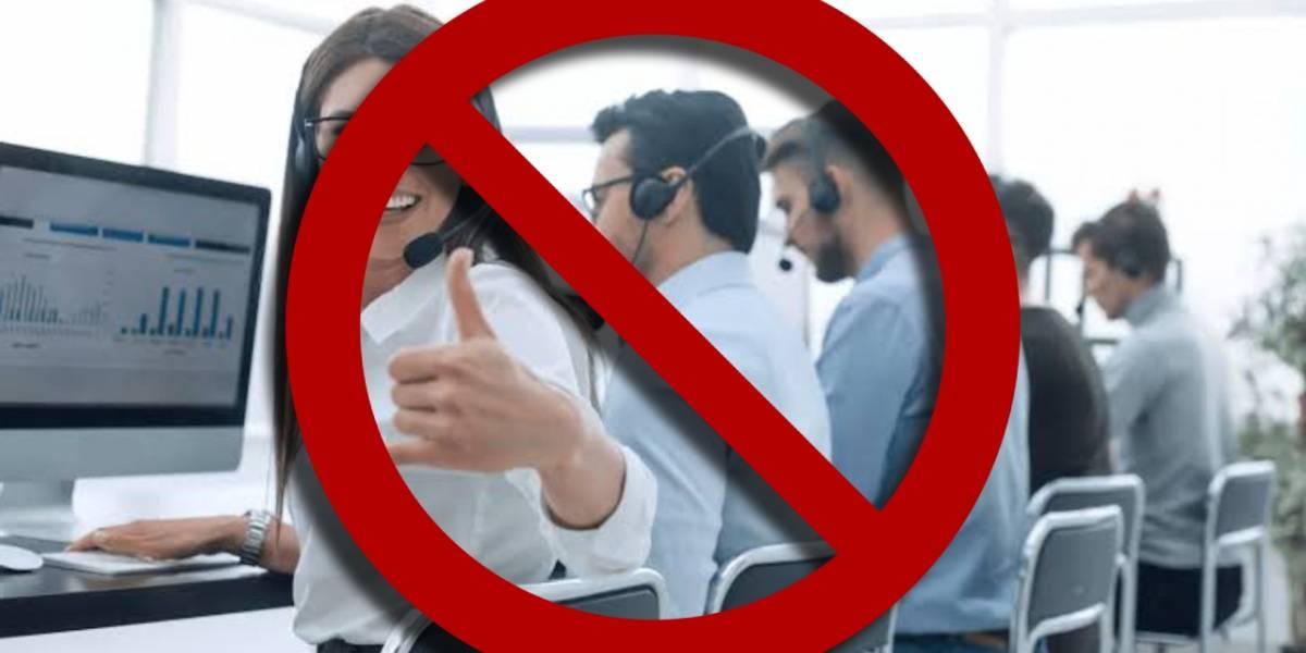 México: Empresas de telefonía ya no te podrán llamar para ofrecerte servicios