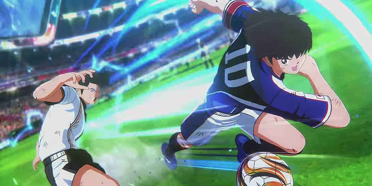 Captain Tsubasa estrena tráiler de juego nuevo basado en el Anime