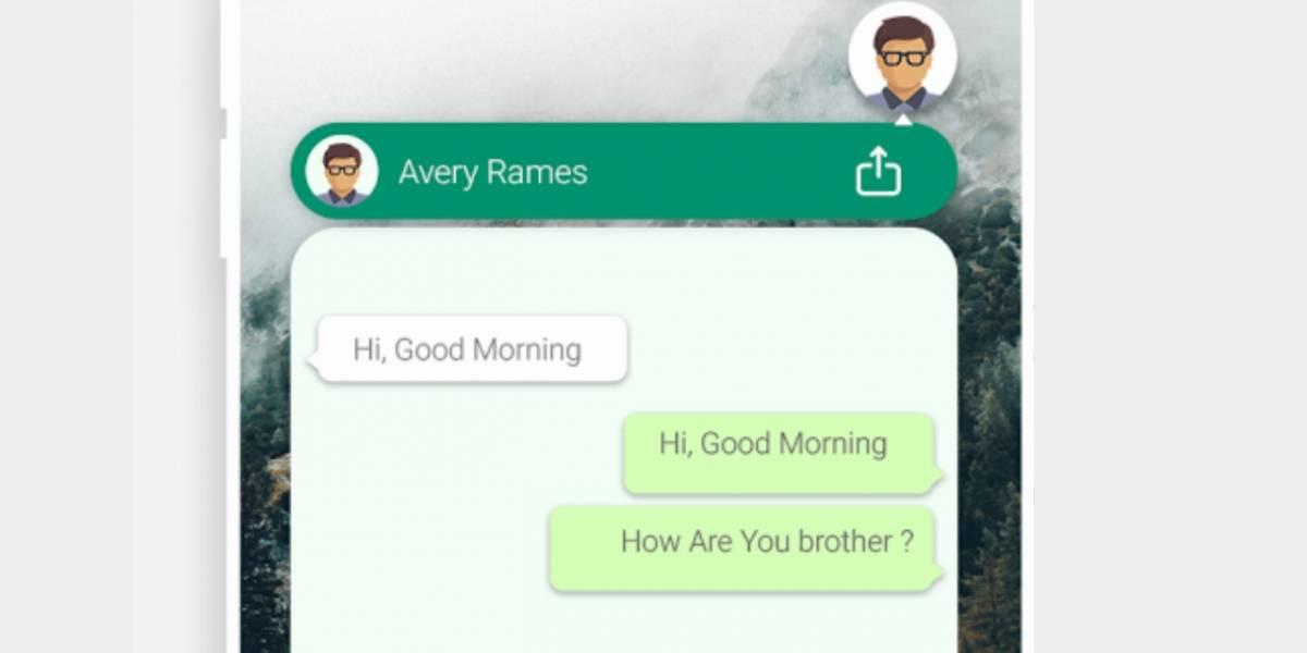 WhatsApp: Así puedes ver tus conversaciones en burbujas estilo Messenger