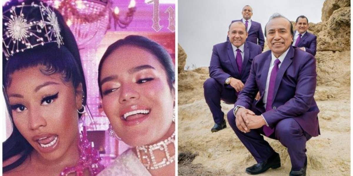 """""""Tusa"""" de Karol G con """"Amor Sincero"""" de Agua Marina es el nuevo remix que enloquece a los fanáticos"""