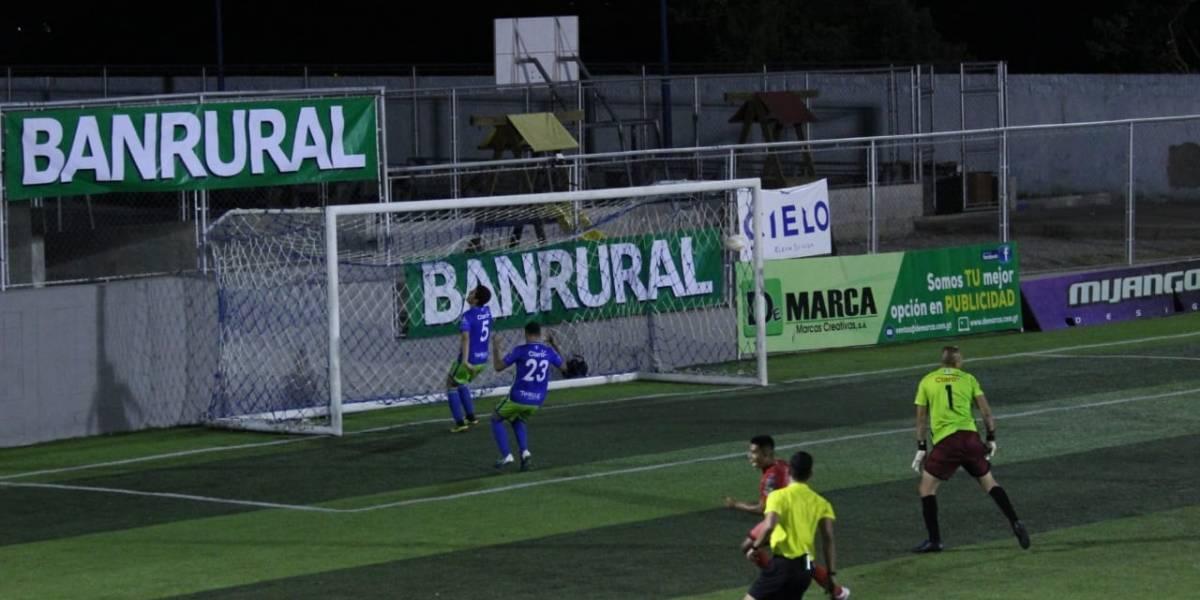 Neto Bran y Deportivo Mixco reciben malas noticias tras la fecha 1 del Clausura 2020