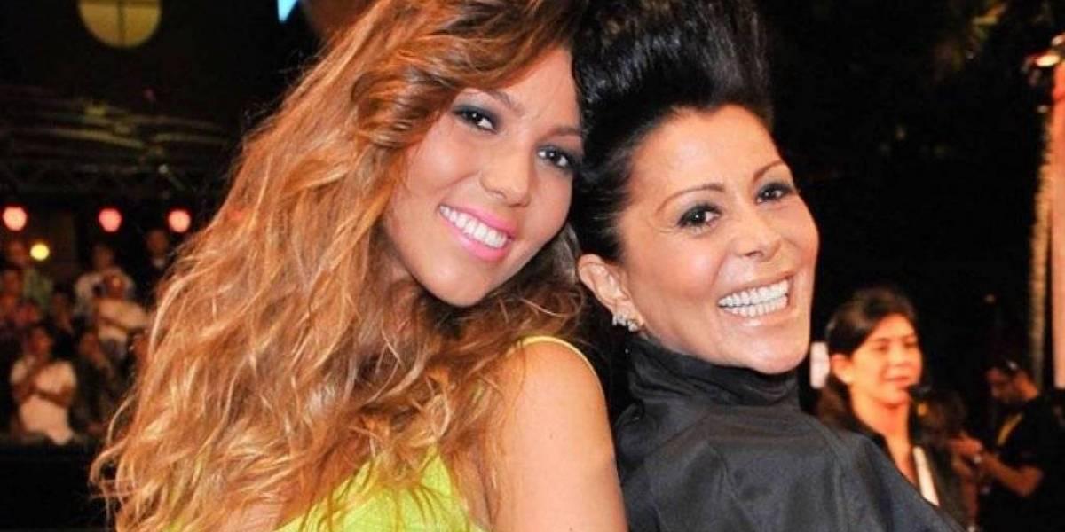 Alejandra Guzmán y su hija Frida Sofía se reconcilian en una forma poco común