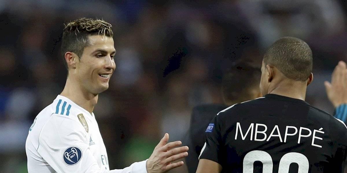 "Kylian Mbappé: ""Sin quitar mérito a Messi, ahora tengo que inspirarme sí o sí en la carrera de Cristiano"""