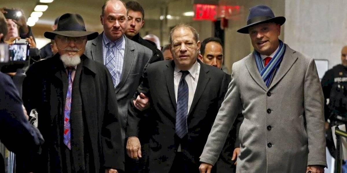 Fiscal dio detalles aterradores de sus abusos sexuales — Harvey Weinstein
