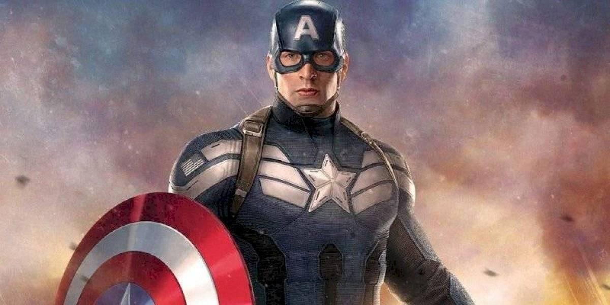 """Filtran imagen del """"Capitán América"""" que aparecerá en la serie """"Falcon and Winter Soldier"""""""