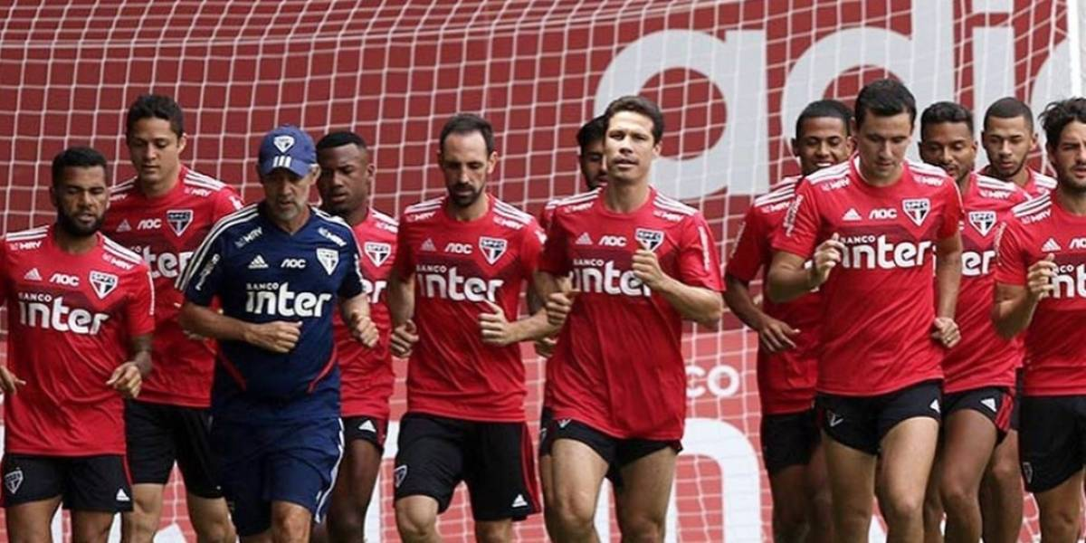 Campeonato Paulista: Onde assistir ao vivo o jogo São Paulo x Água Santa