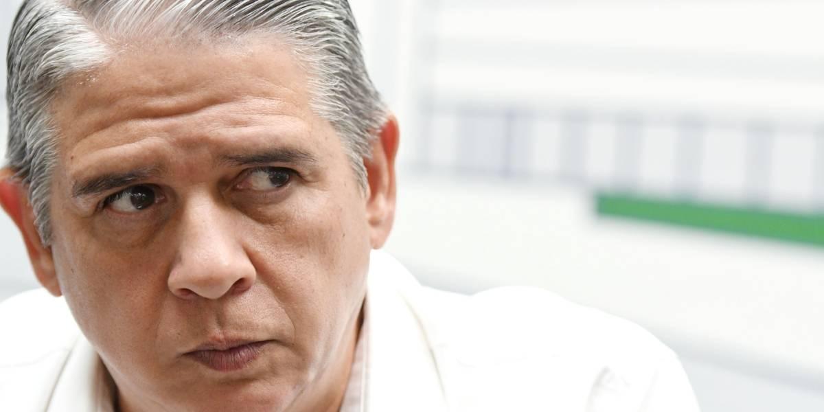 Carlos Acevedo revela no fue entrevistado por el NIE