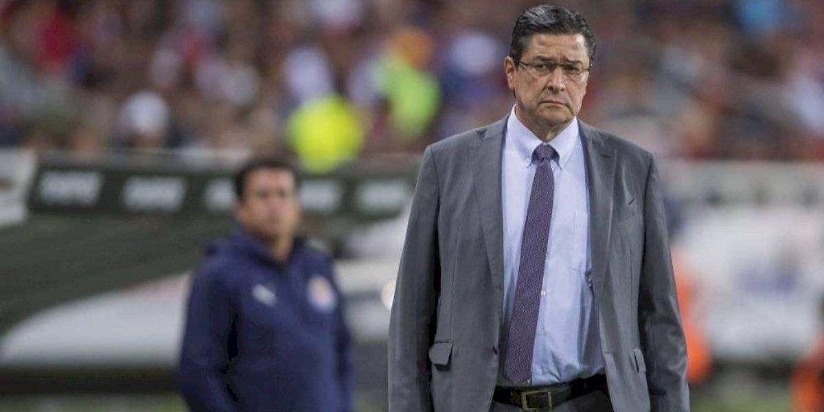 Chivas no pierde confianza pese a los malos resultados