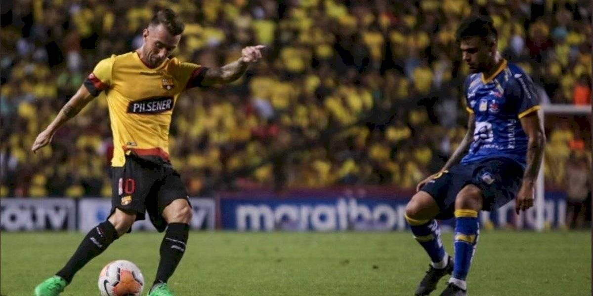Los precios para el partido de la Libertadores entre Barcelona SC vs Progreso