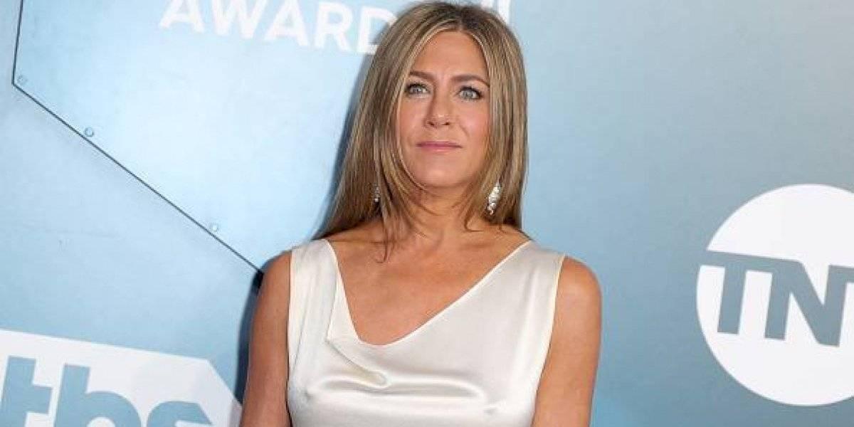La sensual foto de Jennifer Aniston en diminuto vestido con la que su estilista la felicita por su cumpleaños