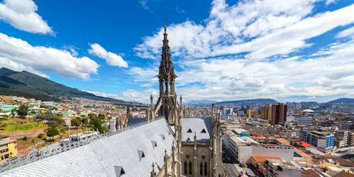 Quito gana premio por impulsar turismo de reuniones
