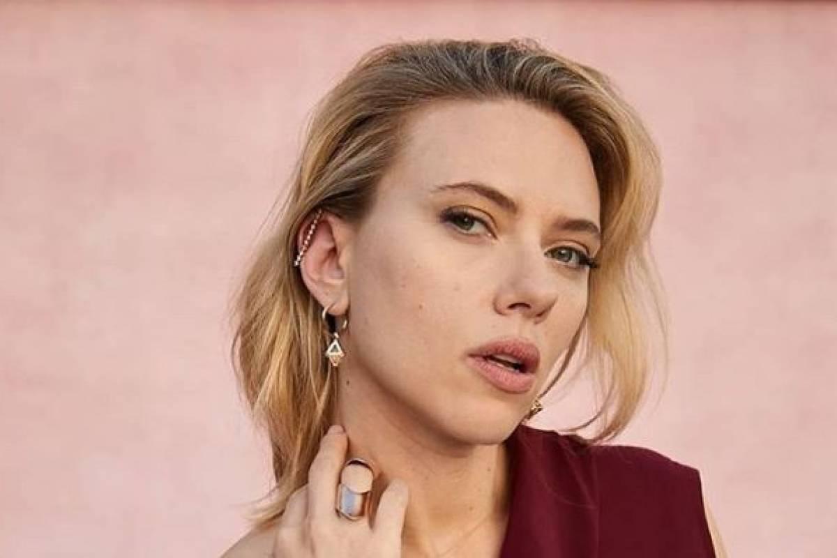Por Esta Razon Scarlett Johansson No Usa Redes Sociales Publimetro Mexico