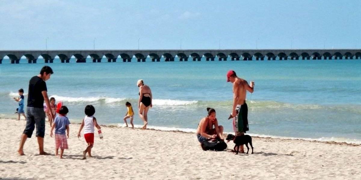 Playas de Progreso, Yucatán ya tienen banderita azul