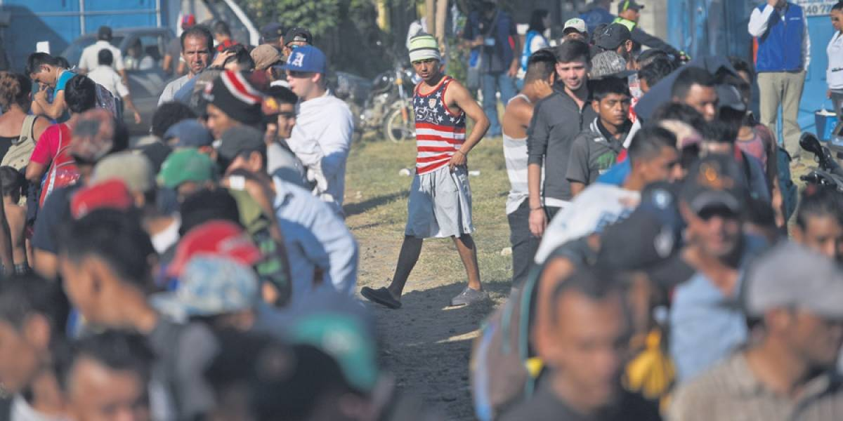 Temen crisis humanitaria por el rechazo de México a emigrantes