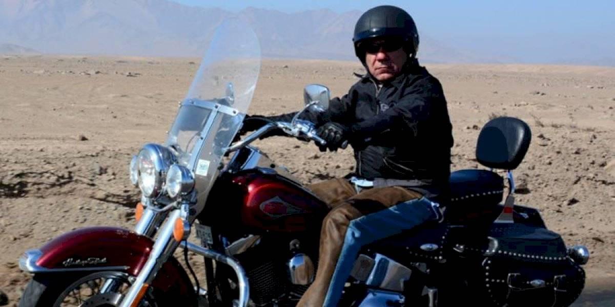 Preocupación por mal uso de cascos en motos