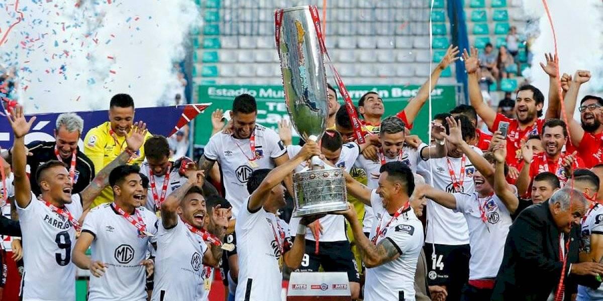 Colo Colo es líder indiscutido entre todos los campeones de Copa Chile