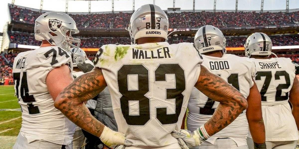 Raiders son oficialmente de Las Vegas