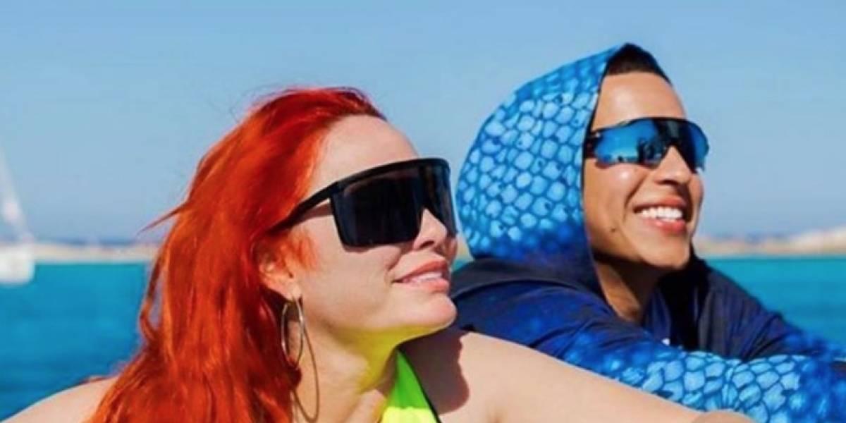 Daddy Yankee celebra 25 años de casado con emotiva foto