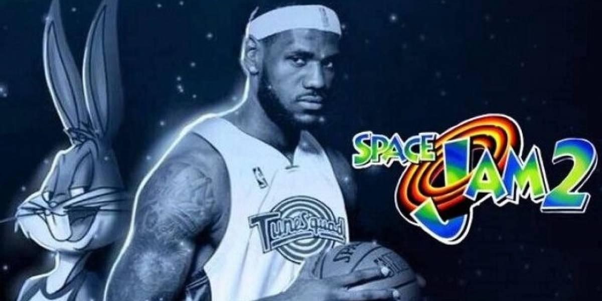 Así lucirán los nuevos uniformes de Space Jam 2