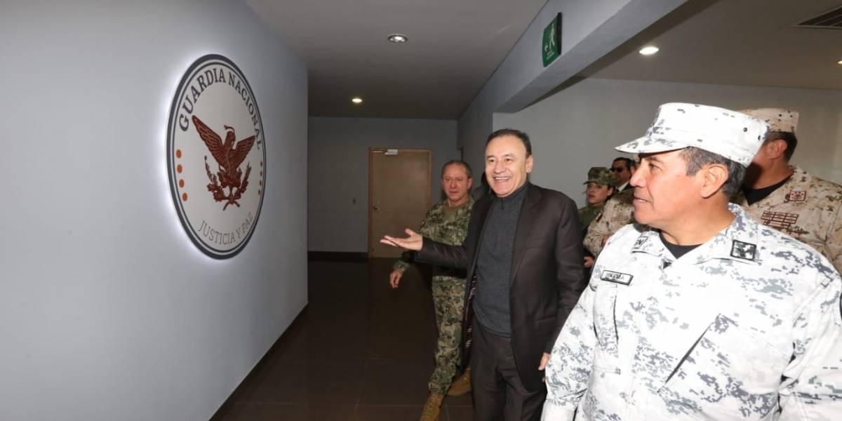 Suma Bonilla apoyo de IP a Guardia Nacional