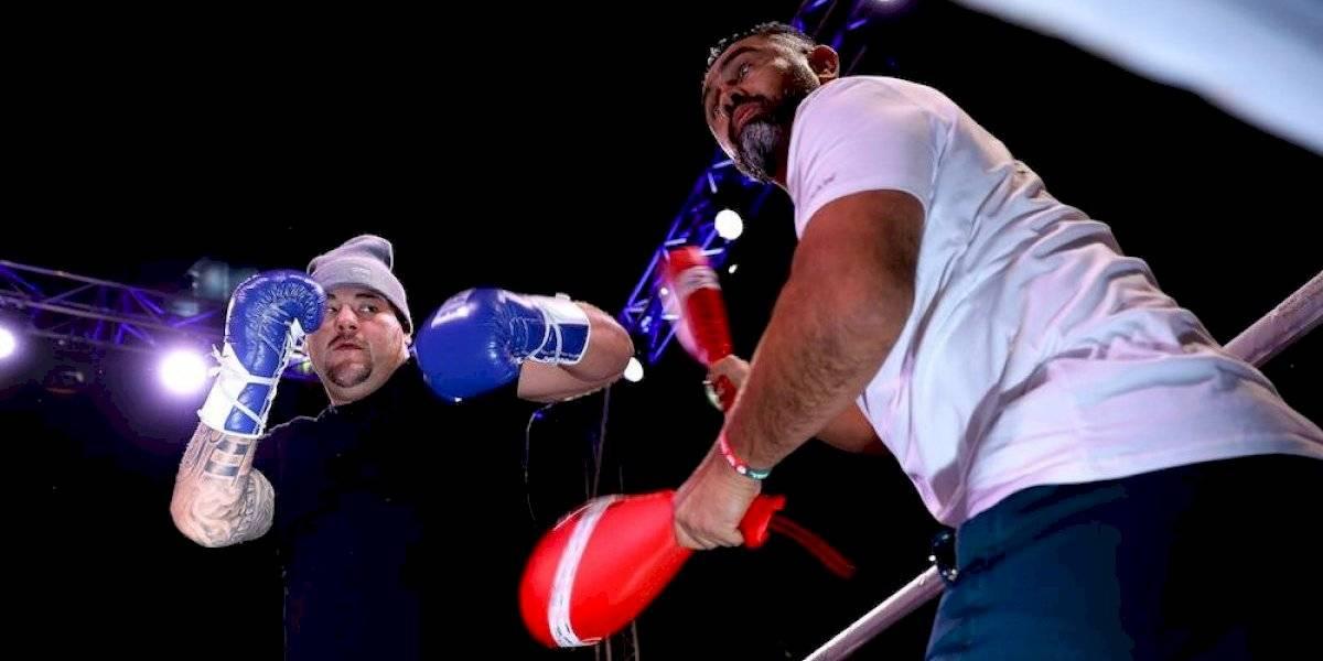 Andy Ruiz despide a entrenador que lo llevó al título, Manny Robles