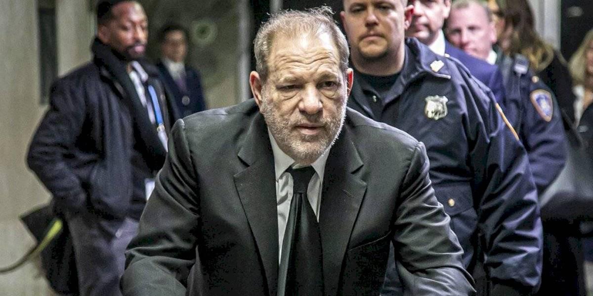 Abogados de Harvey Weinstein piden piedad para el productor y solicitan condena de solo 5 años