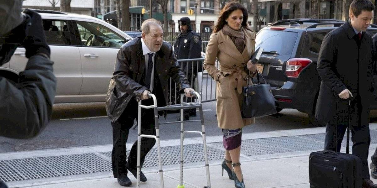 Desde el #MeToo hasta su juicio: así fue la caída legal de Harvey Weinstein